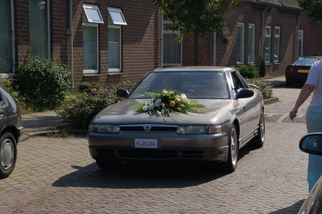 JCESE 20B 3 rotor eunos cosmo front