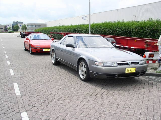 JCESE 20B 3 rotor eunos cosmo meeting